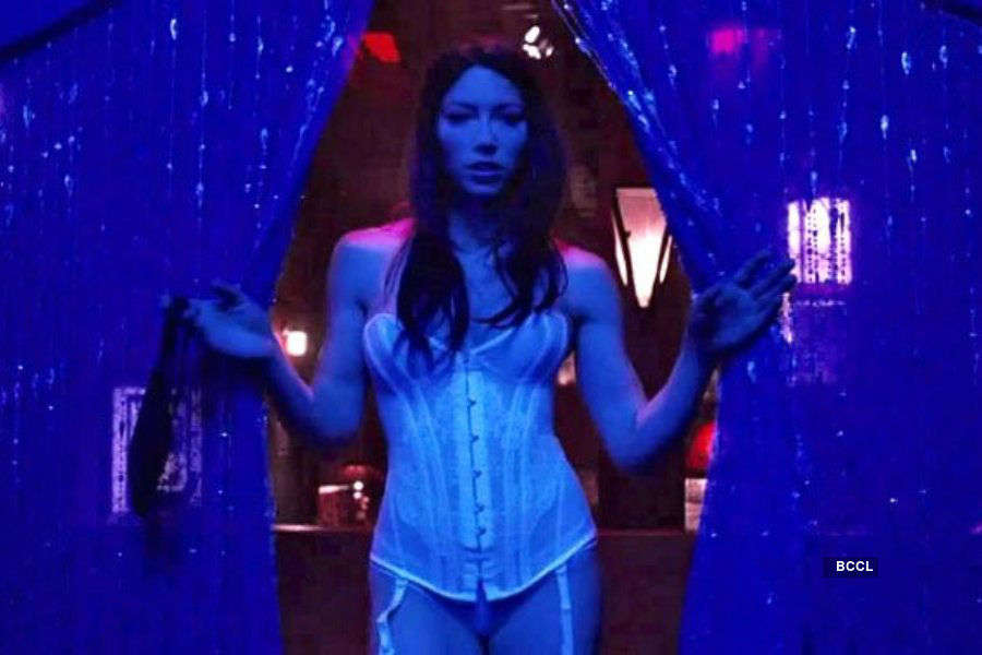 Celebs who've played strippers