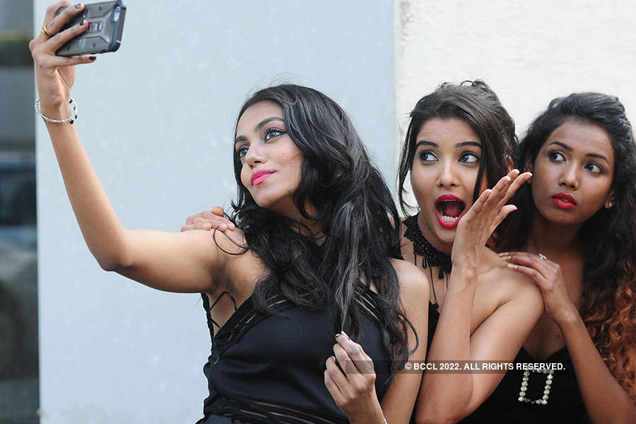 Miss South India 2017 Contestants: Photoshoot