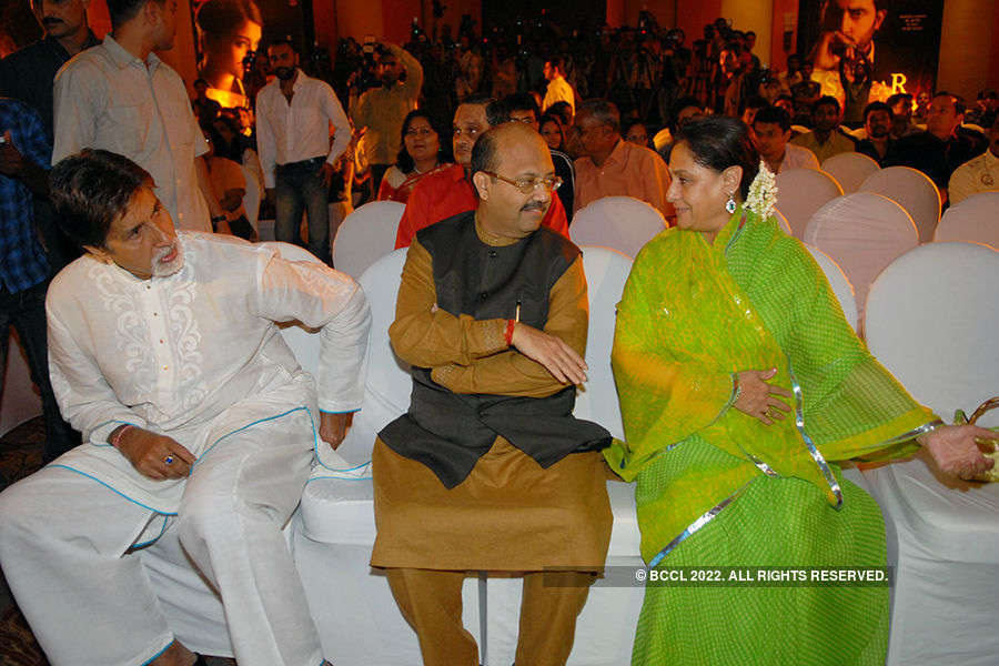 Amitabh and Jaya are living separately, says Amar Singh