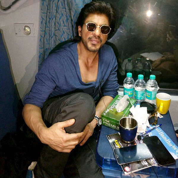Have nothing against SRK: Kin of deceased