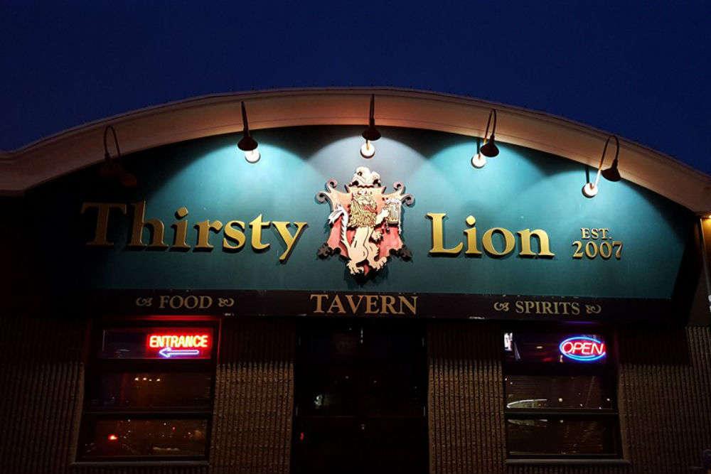 Thirsty Lion Tavern