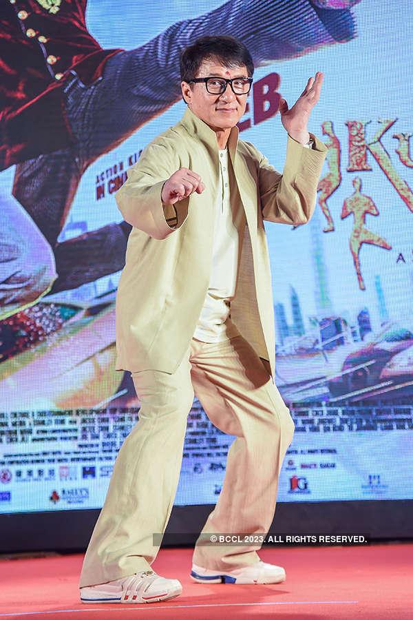 When Salman Khan met Jackie Chan