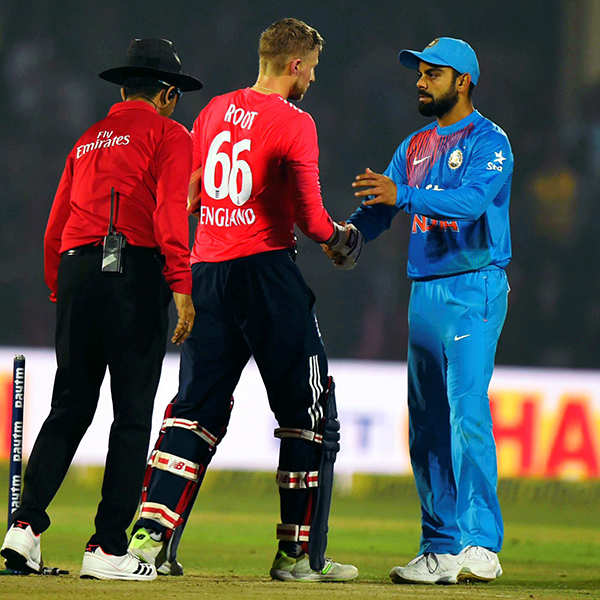 India vs England: 1st T20