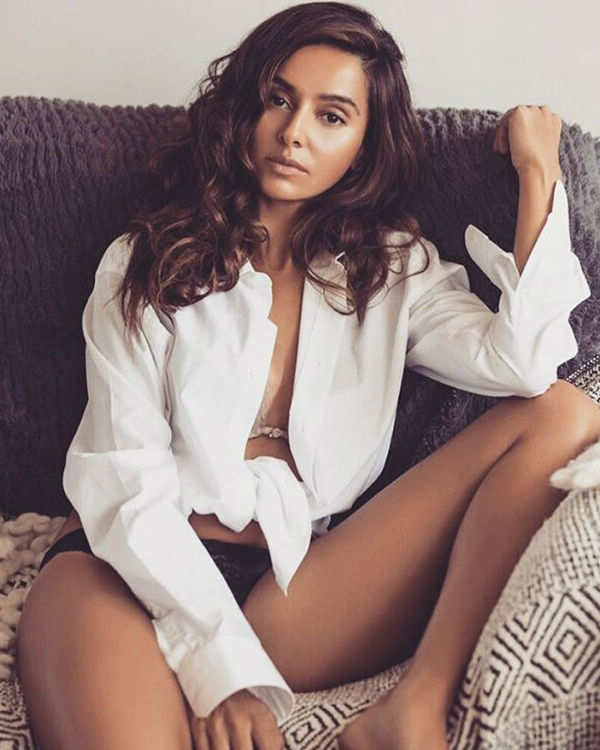 Shibani Dandekar teases fans with her sultry photos