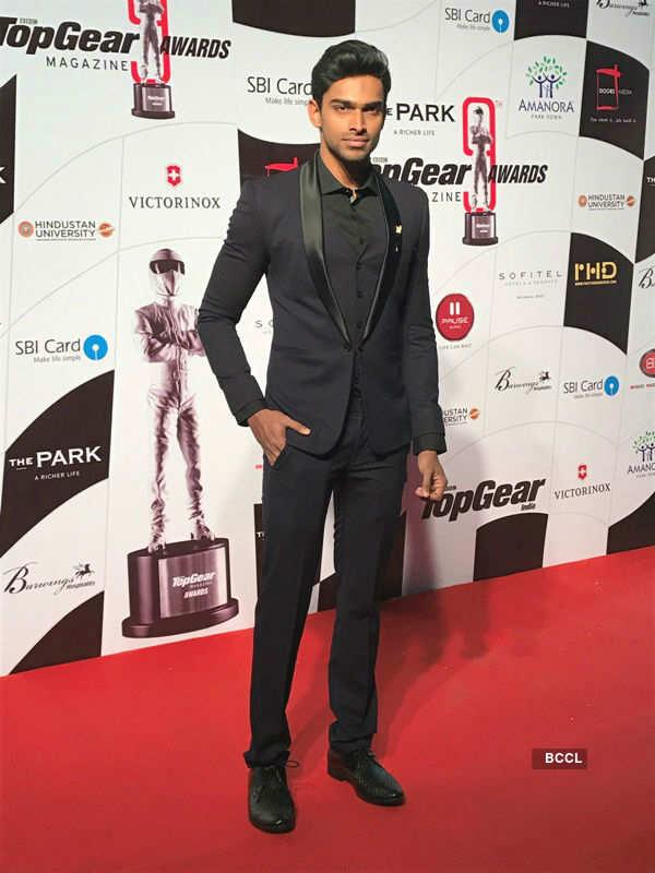 Vishnu Raj Menon attends TopGear Awards