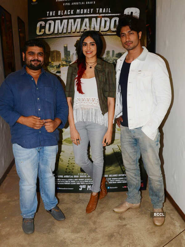 Commando 2: Press meet