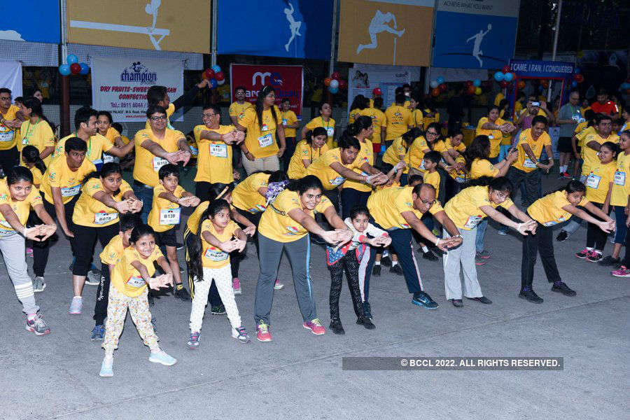 Marathon @ JV Parekh International School