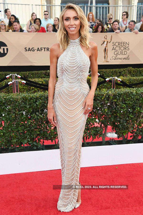 Screen Actors Guild Awards: Red Carpet