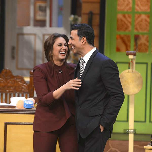 The Kapil Sharma Show: On the sets
