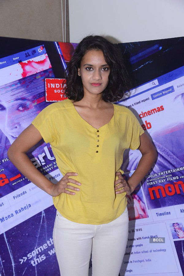 Mona Darling: Press meet