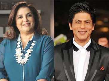 Shah Rukh Khan rejects friend Farah Khan's script