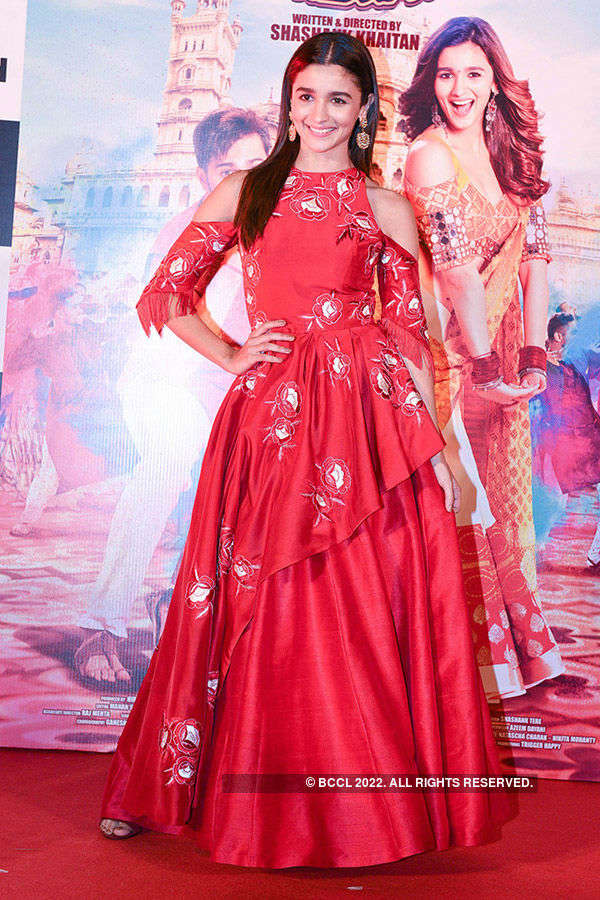 Badrinath Ki Dulhania: Trailer launch