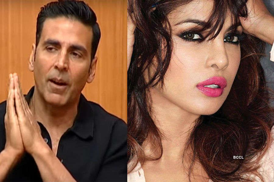 Akshay Kumar opens up on his fallout with Priyanka Chopra