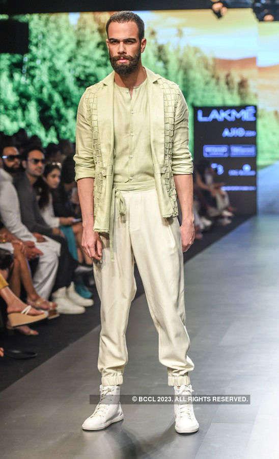 Lakme Fashion Week '17: Day 5 - Khanijo