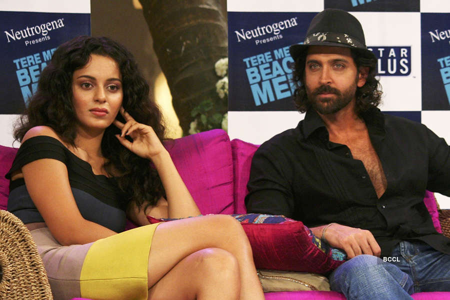 """""""Hrithik went & cried to the entire industry, tried to sabotage my career"""" – Kangana Ranaut"""