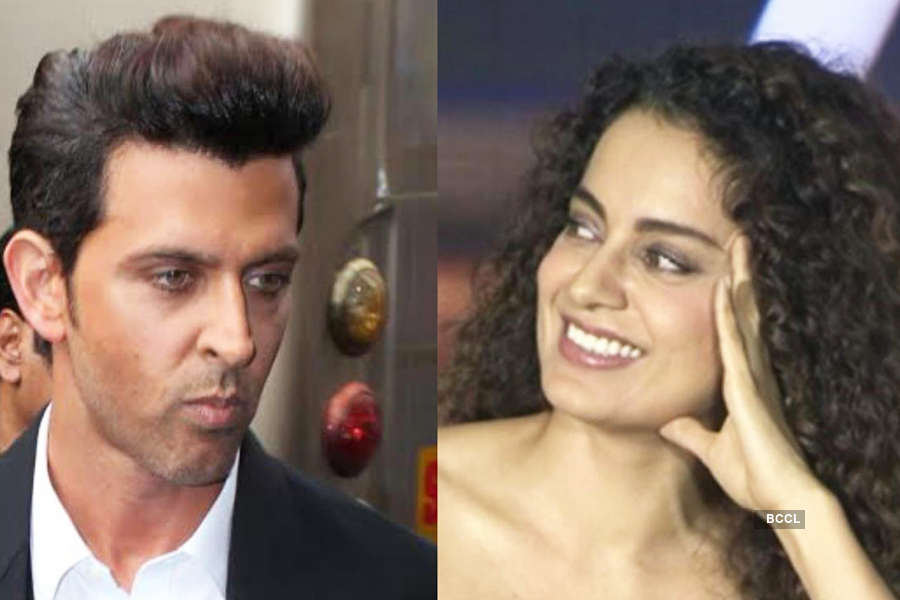 """""""A superstar is trying to put me behind bars,"""" says Kangana Ranaut"""