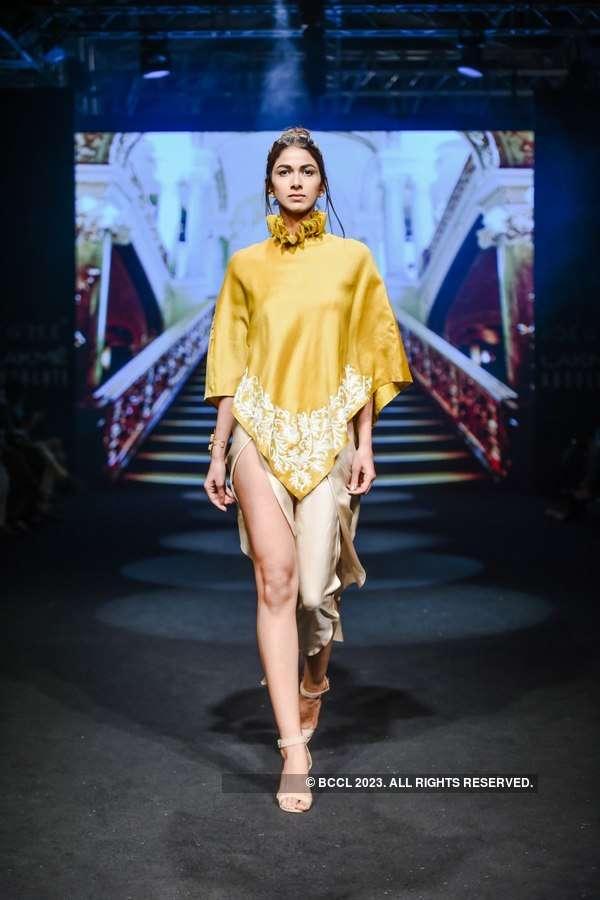 Lakme Fashion Week '17: Day 5 - Jayanti Reddy
