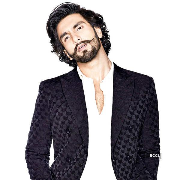 Ranveer Singh says he is a 'born flirt'