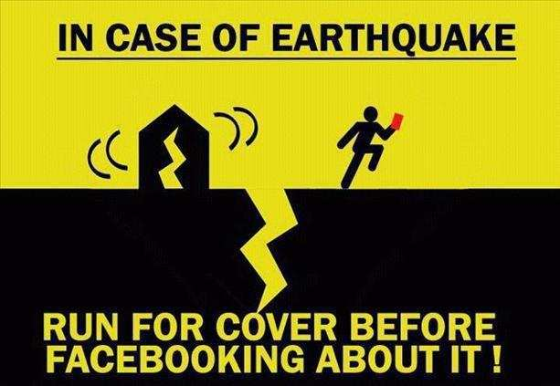 Image result for earthquake humour