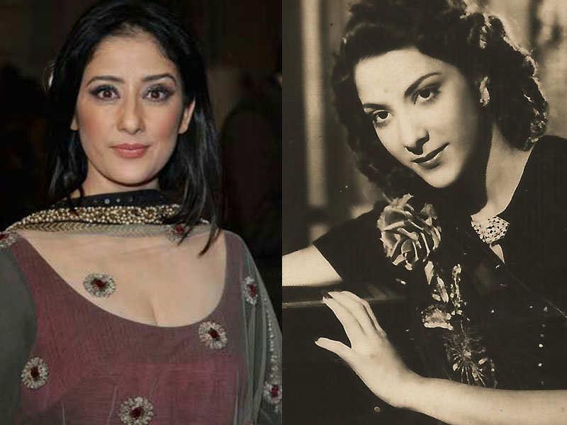 Manisha Koirala to play Nargis Dutt in Sanjay Dutt biopic