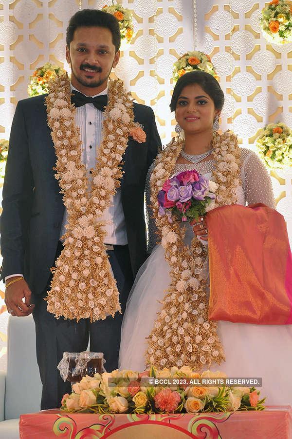 Ben Lalu Alex & Meenu Cyril's wedding ceremony