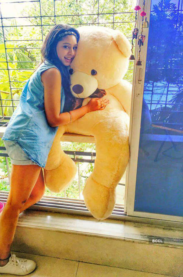 Teddy Day: Telly actress confess being addicted to Teddy!