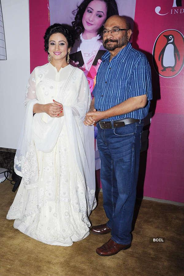 Divya Dutta's book launch