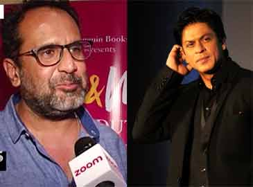 Anand L Rai has a suggestion for SRK