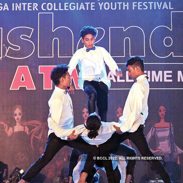 Tirpude College's youth festival