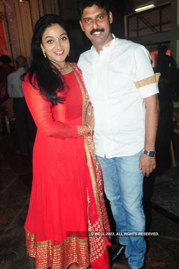 Shyam Dhar & Anjaly's wedding ceremony