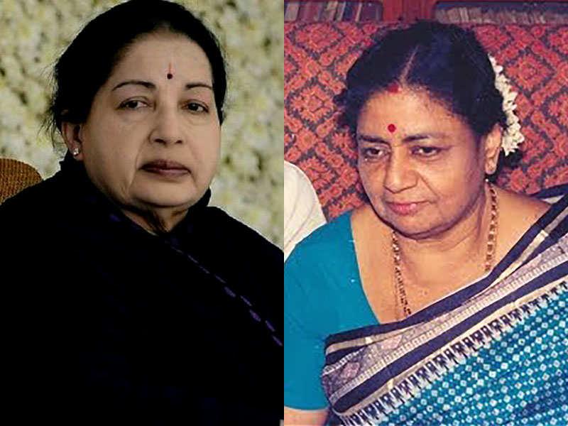 Jayalalithaa vs Janaki