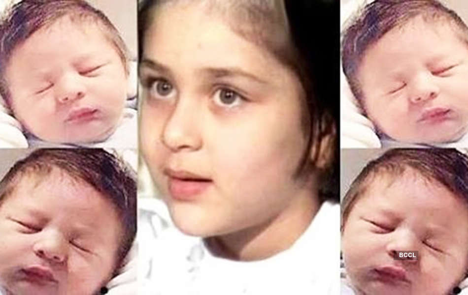 Kareena says Taimur is most gorgeous son