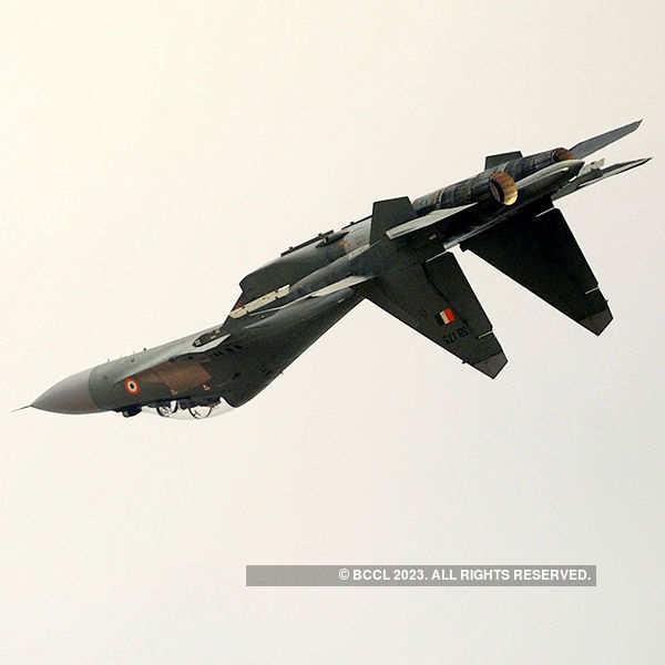Aero India 2017: Anil Ambani flies in Rafale fighter
