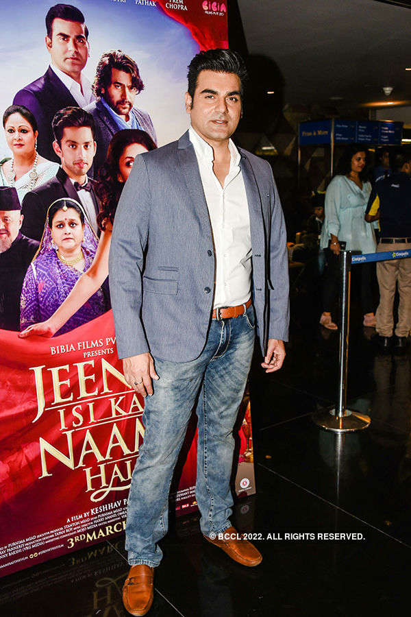 Jeena Isi Ka Naam Hai: Music Launch