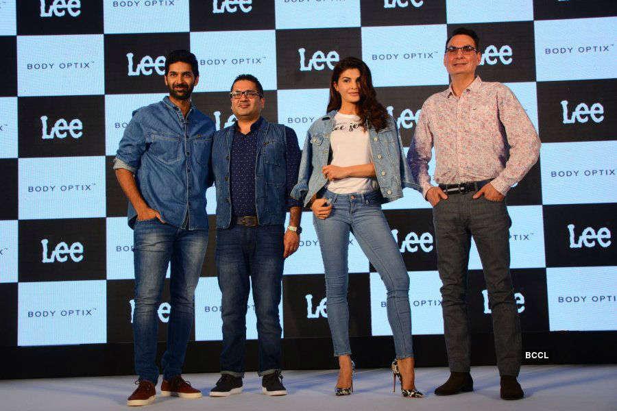 Jacqueline Fernandez : Now a brand ambassador of Lee India