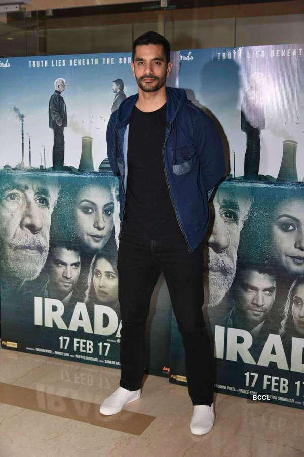 Irada: Screening