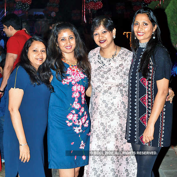 Tolly Club Gym's Annual Party