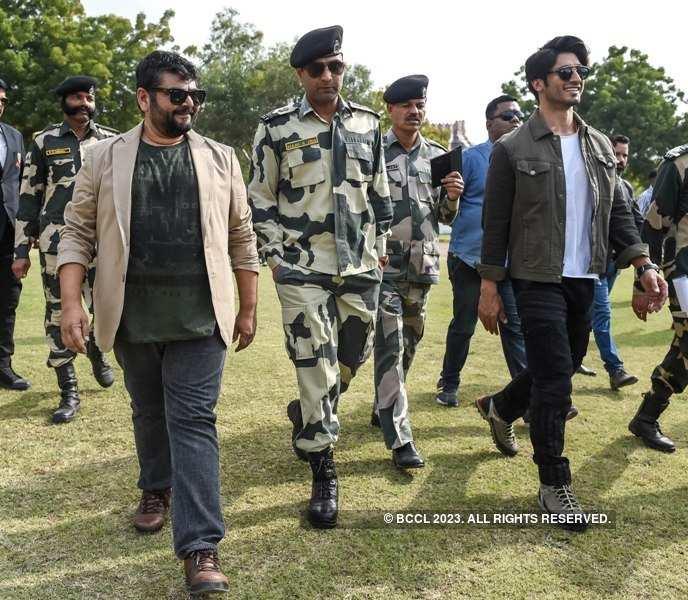 Commando Team at BSF Training Centre Jodhpur