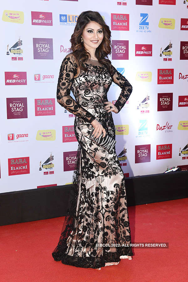Mirchi Music Awards 2017: Red Carpet