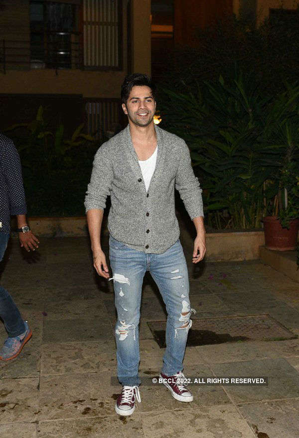 Celebs attend Shahid Kapoor's 36th birthday party