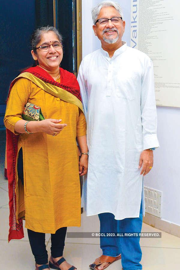 Bhaavatharangam: Art exhibition