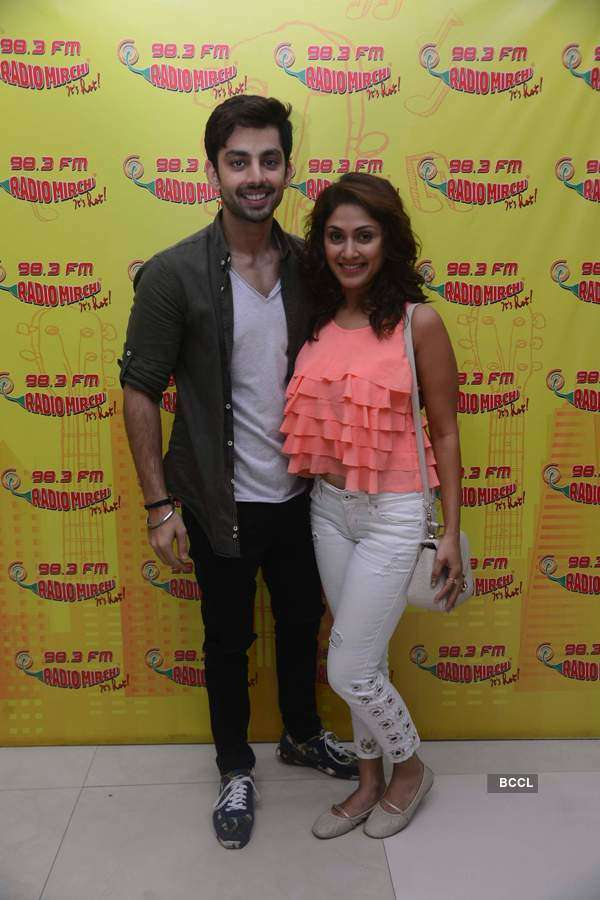 Celebs at Radio Mirchi