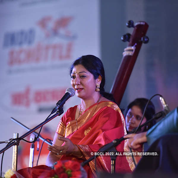 Classical music performance in the city