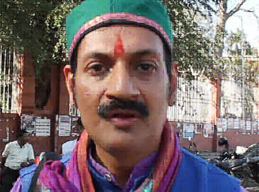 Gay rights are human rights, says Prince Manvendra