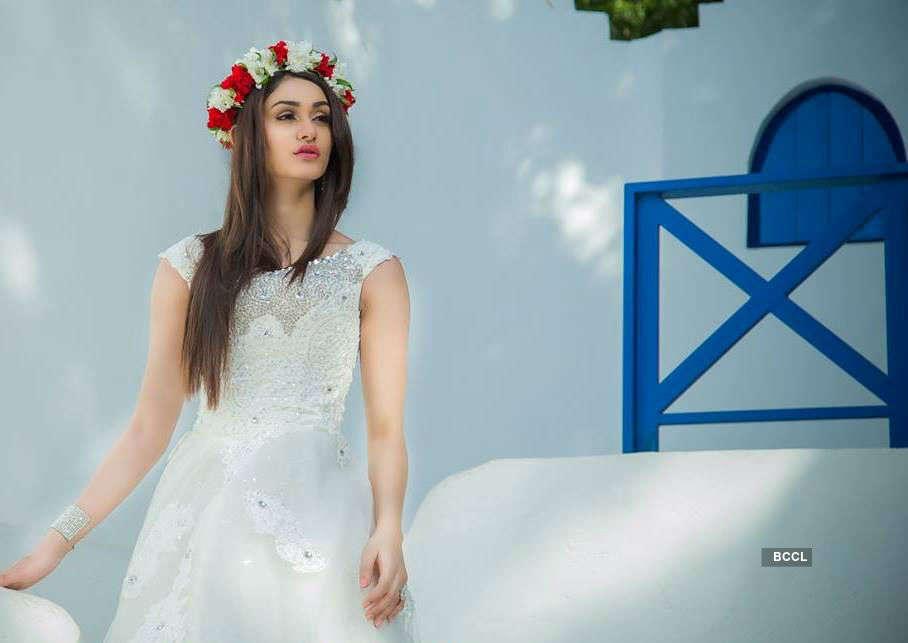 Aditi Arya looks like a dream in her latest photoshoot