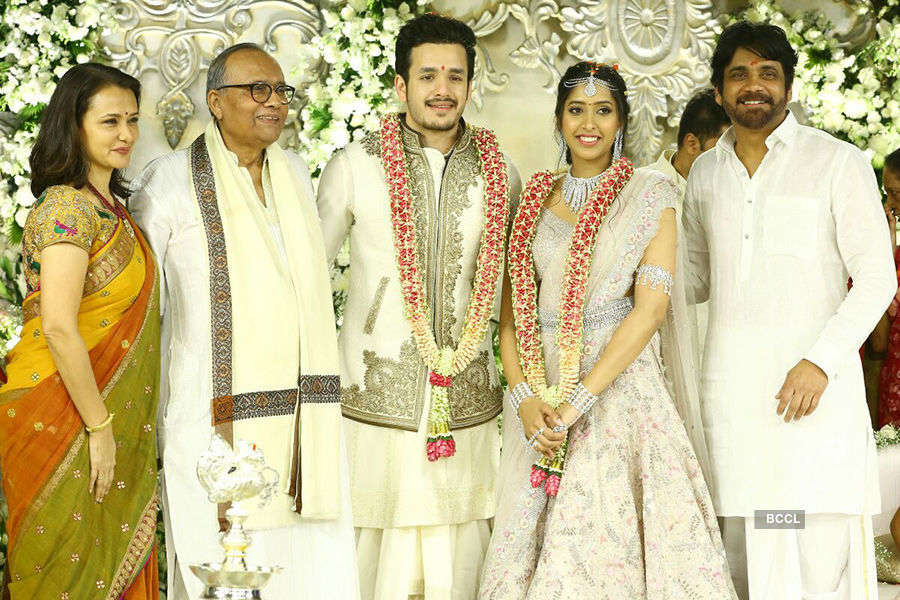 Wedding of Akhil Akkineni and Shriya Bhupal called off?