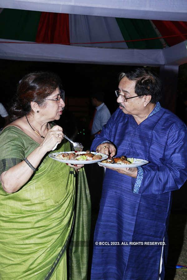 Socialites attend food fest