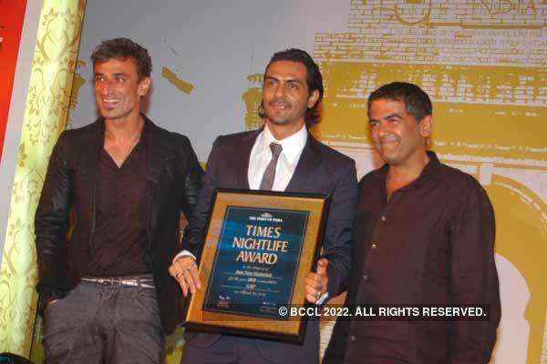 Times Nightlife Awards Winners : Delhi