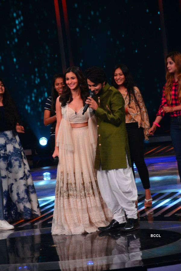 Dil Hai Hindustani: On the sets