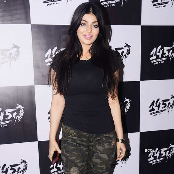 Ayesha Takia goes completely unrecognizable